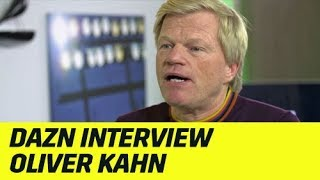 Oliver Kahn im Interview: