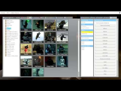 Обзоры Модов Garry's Mod 13.#10.Team Fortress 2.Снаряжение шпиона и прочее