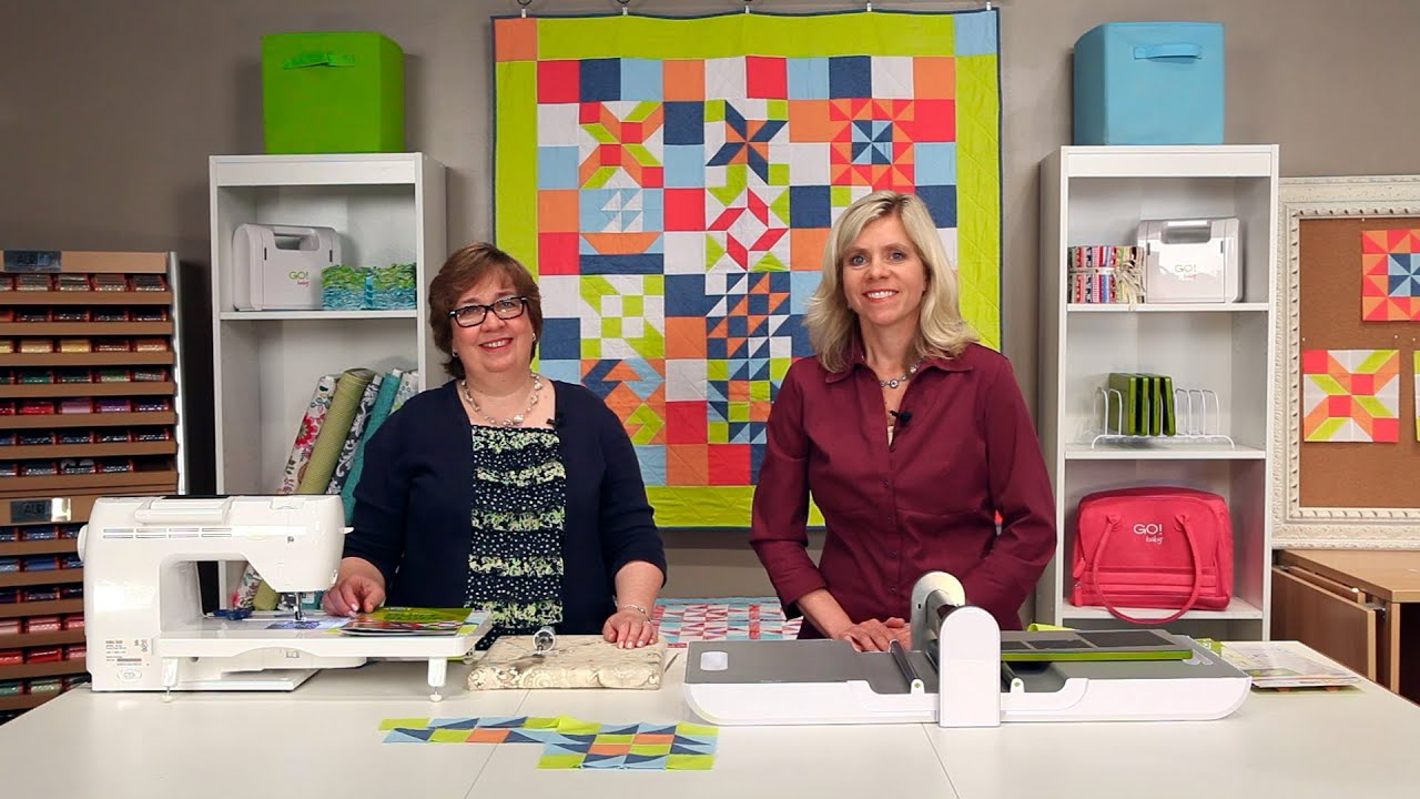 Quilting Benefits With The Go Fabric Cutter Starter Set