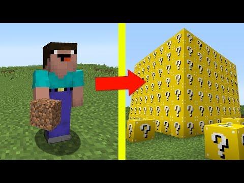 НУБ ПРОТИВ ЛАКИ БЛОКОВ В МАЙНКРАФТ ! Мультик Майнкрафт Minecraft - Видео из Майнкрафт (Minecraft)