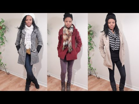 0986a9d16dd How To Dress Warm In The Winter + 3 looks - YouTube