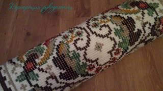 Готовая работа в технике ковровая вышивка (дизайн компании Анкор)