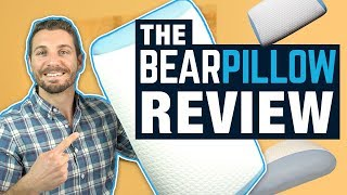 Bear Pillow Review 2019 (Best Pillow For Side Sleepers?!)