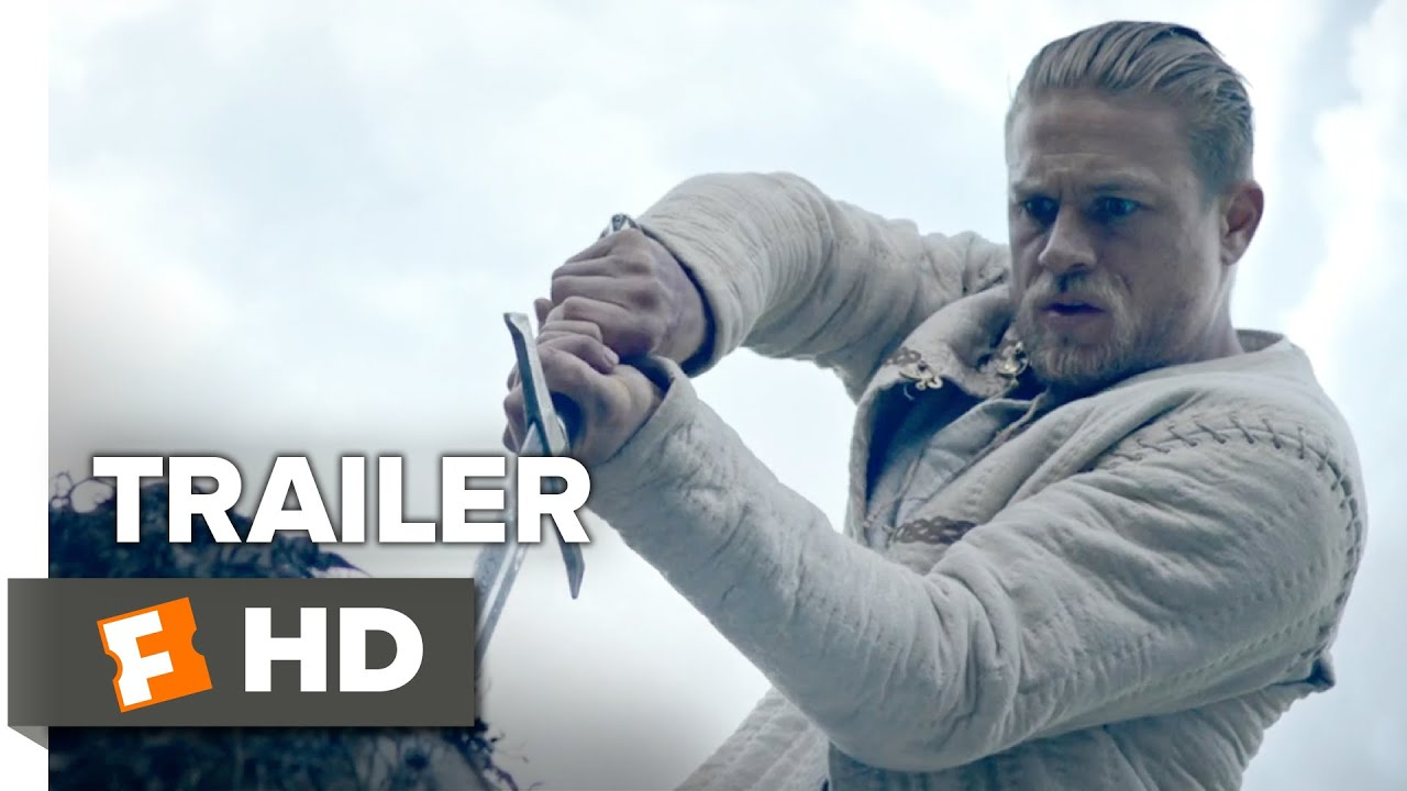 Charlie Hunnam 'wasn't the first choice' for King Arthur role, director Guy ...