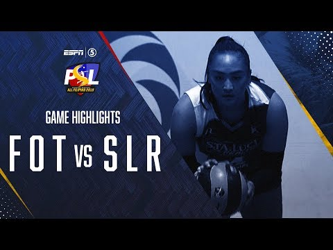 Highlights: Foton vs. Sta Lucia | PSL All-Filipino Conference 2019