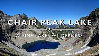 Chair Peak Lake Hike, Cascades Mountains