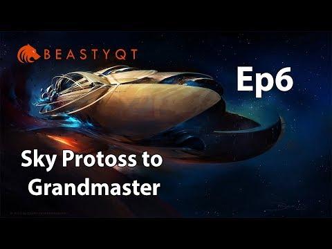 StarCraft 2: SC:R HYPE! - Sky Protoss to Grandmaster Episode 6