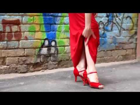 Крутые туфли для танцев