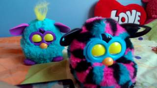 How to change 2012 and 2013 furbys all personality!