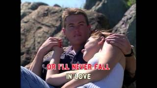 When I Fall In Love - Celine Dion & Clive Griffin (Karaoke Cover)
