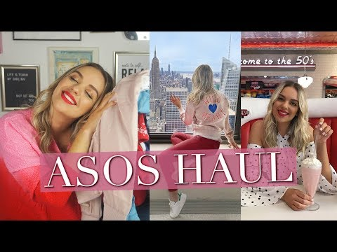 ASOS HAUL AND TRY ON | April 2018