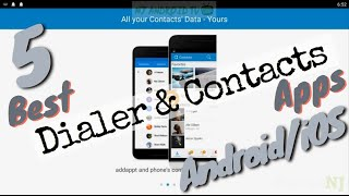 5 Best Dialer & Contacts Apps for Android/iOS! screenshot 5