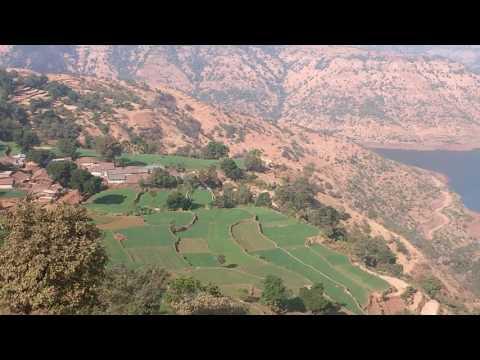 Satara, sahyadri mountain ranges & Tarli river