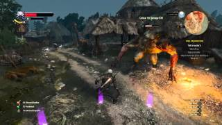 The Witcher 3: Wild Hunt - DON'T KILL THE COWS, UNENDING HORDE