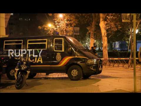 Spain: Two Catalan leaders sent to jail by high court