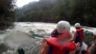 "Ocoee River Whitewater Rafting 8 ""Second Helping"" and ""Slice & Dice"""