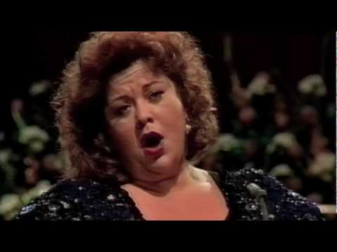 Allessandra Marc -  Salomé Final Scene (part 1 of 2) - Richard Strauss - Concertgebouw 1991