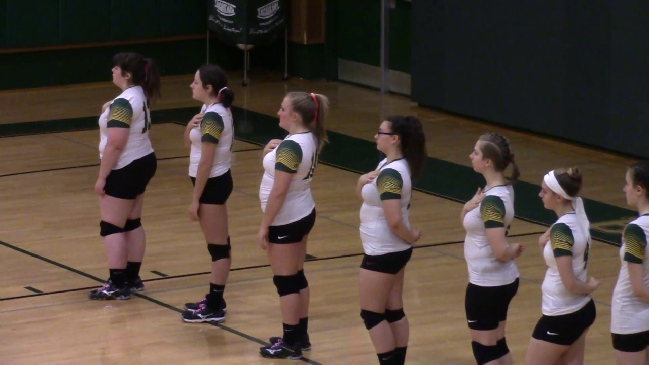 NAC - NCCS Volleyball  10-25-18