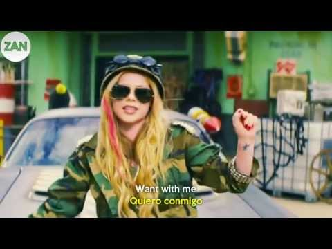 Rock n Roll   Avril Lavigne Official Video) Sub Español