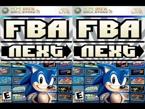 Xbox 360 Fbanext Emulator YouTube