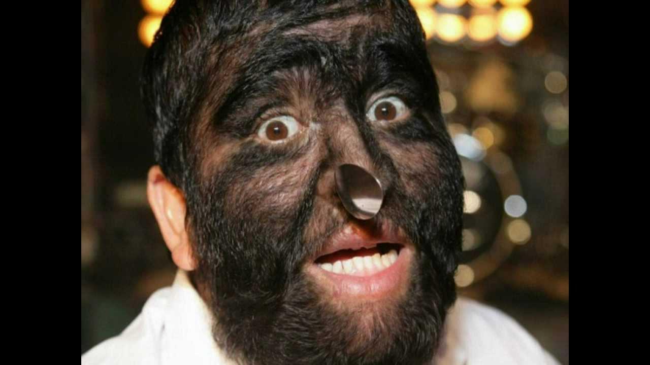 A Mexican Werewolf In Somerset Wolf Boy Arrives Uk European Tour You