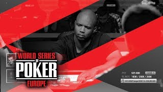 Phil Ivey Just Did What?! | World Series of Poker Europe 2019 | PokerGO