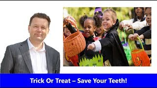 Halloween Trick or Treating - Look after your Teeth!