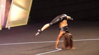 Oksana Grishina - Competitor No 26 - Final - IFBB Pro Fitness - Arnold Classic Europe 2012