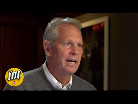 The way I built the Celtics last year was wrong - Danny Ainge   The Jump