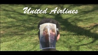 United airline meme
