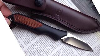 обзор ножа buck 0492 ergohunter s30v small game