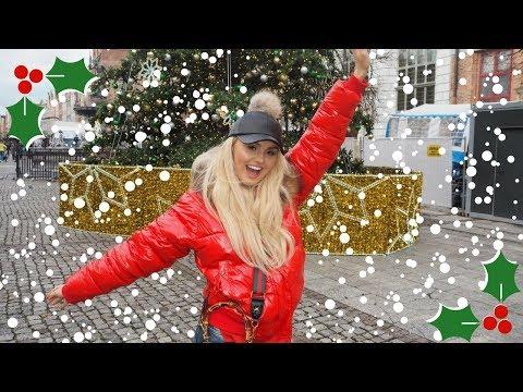 Vlogmas Day 12 | Gdansk Vlog | WILD ADVENTURES WITH MISHA!!!