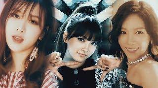 BLACKPINK 블랙핑크 X GIRLS GENERATION 소녀시대 X KARA 카라   AS IF IT3…