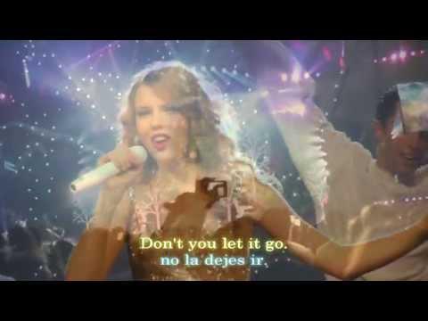 Taylor Swift - Enchanted - Subtitulada en español e inglés - Full HD
