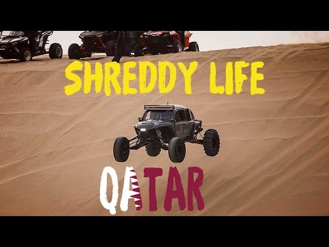 SHREDDY LIFE QATAR