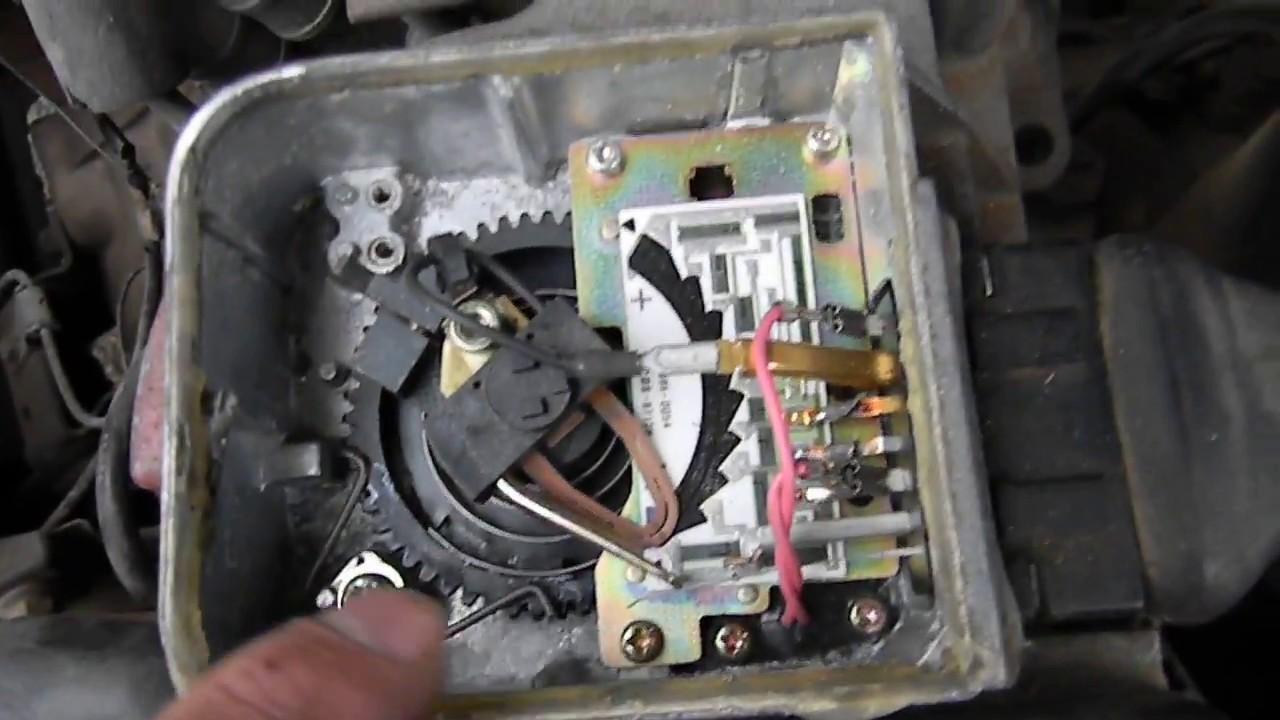 датчик массового расхода воздуха ford probe