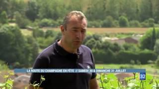 TERRES ET VIGNES DE L'AUBE - ROUTE DU CHAMPAGNE EN FÊTE