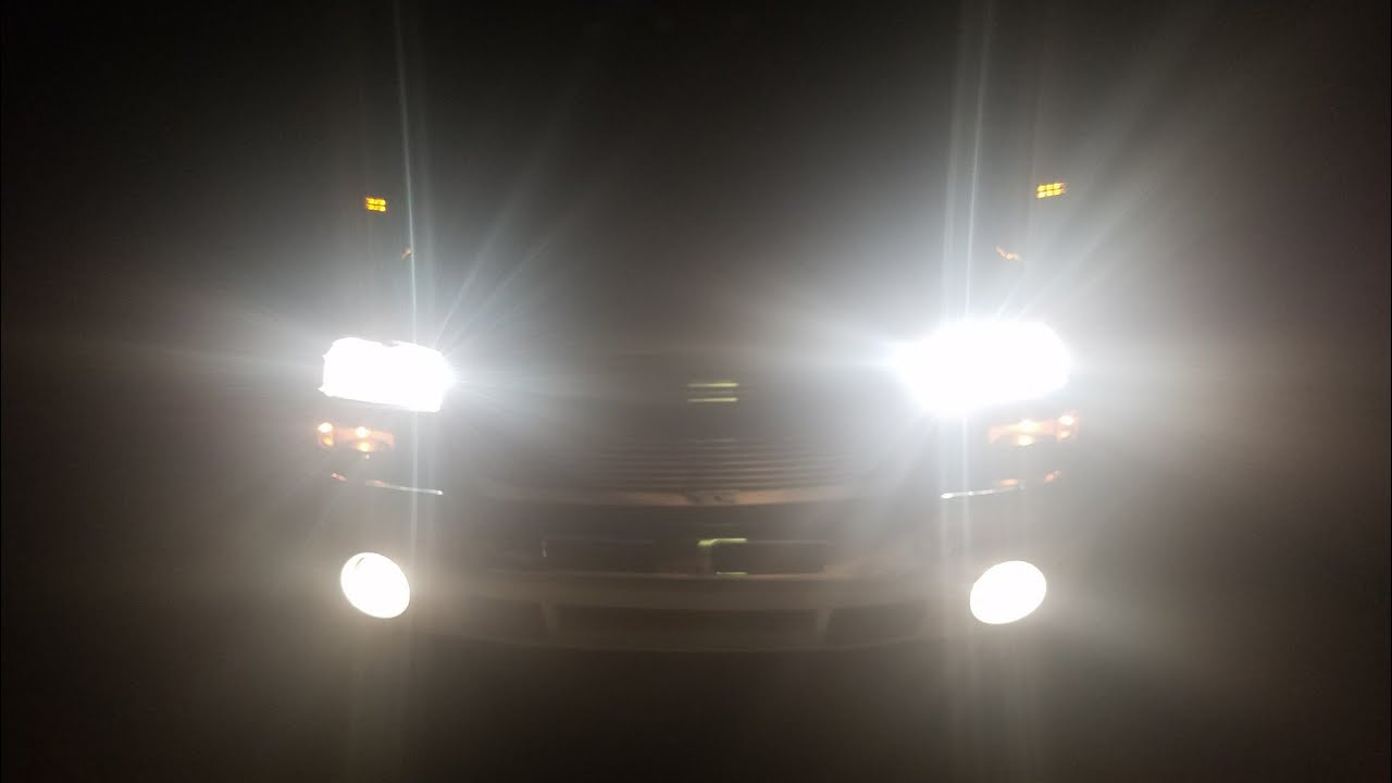 How To Make All Lights Stay On With High Beams  Gm Trucks