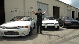 SOLD THE 135 AND BOUGHT A SKYLINE!