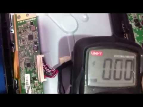 orient electronics Led TV repairing and check fult  of main board le32L6360 OGC LE32L6360