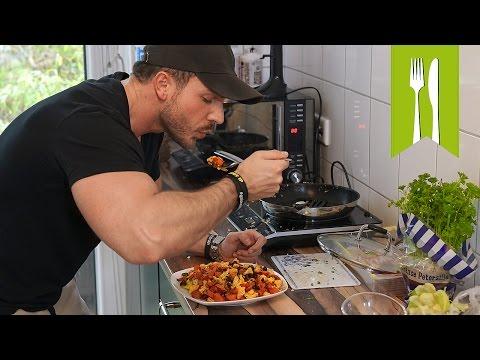 Rezept NUR für die Anabole Diät!