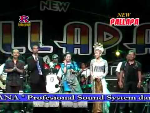 NEW PALLAPA ~ KANDAS ~ LILIN HERLINA & AGUS suami anjar agustin)   YouTube