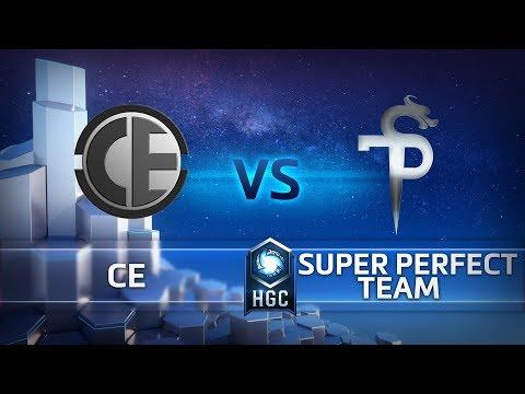 HGC CN - Phase 2 Week 5 - SPT vs CE - Game 1