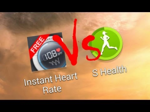 Heart Rate Monitor Vs Heart Rate App