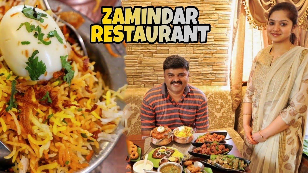 Want UNLIMITED FEAST like a ZAMINDAR for just ₹299?   ₹299க்கு ஜமீன்தார் போல சாப்பிடணுமா?