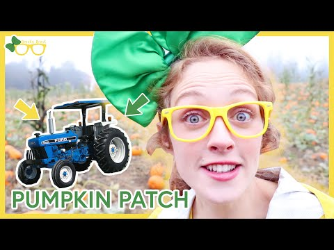 Tractors, Farm Animals and Pumpkin Games | Bi-Zi Farms Pumpk