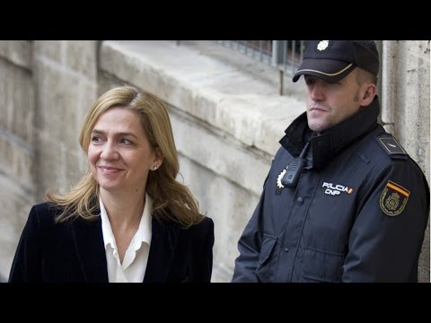 Spain: landmark fraud and corruption trial starts for Princess Cristina
