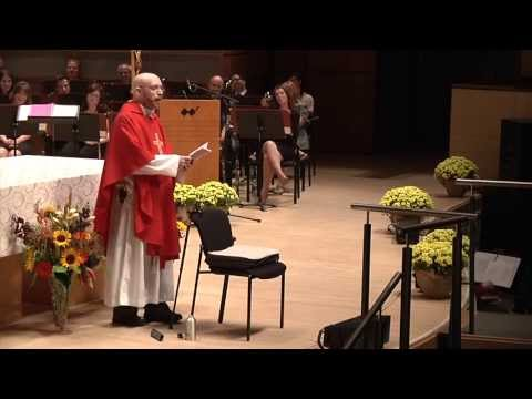 Father Mike Homily at Opening Mass