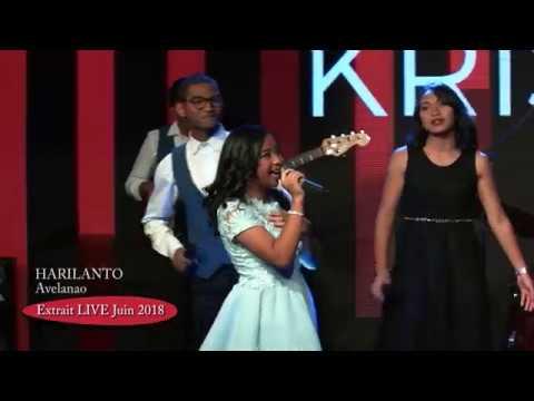 HARILANTO - AVELANAO  ( extrait Live juin 2018) -