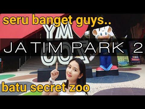 JATIM PARK 2 || JAWA TIMUR PARK 2 || BATU SECRET ZOO